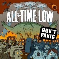 All Time Low - Don't Panic (Cover Artwork)
