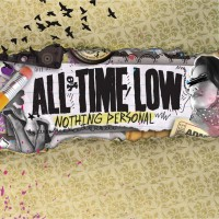 All Time Low - Nothing Personal (Cover Artwork)