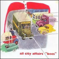 All City Affairs - Bees (Cover Artwork)
