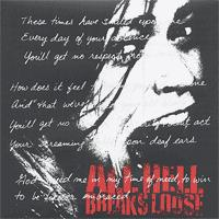 All Hell Breaks Loose - All Hell Breaks Loose (Cover Artwork)
