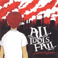 All Idols Fall - Standing on the Brink (Cover Artwork)