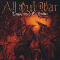 All Out War - Condemned To Suffer (Cover Artwork)