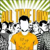 All Time Low - Put Up or Shut Up (Cover Artwork)