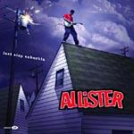 Allister - Last Stop Suburbia (Cover Artwork)