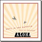 Aloha - Boys In The Bathtub (Cover Artwork)