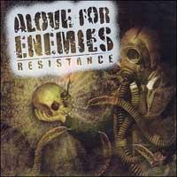 Alove for Enemies - Resistance (Cover Artwork)