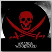 Amanda Woodward - Picture Disc 10 inch (Cover Artwork)
