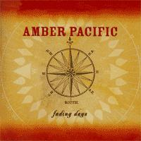 Amber Pacific - Fading Days (Cover Artwork)