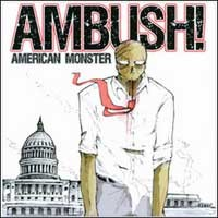 Ambush! - American Monster (Cover Artwork)