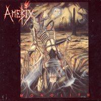 Amebix - Monolith [reissue] (Cover Artwork)