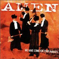 Amen - We Have Come For Your Parents (Cover Artwork)