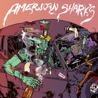 American Sharks - American Sharks (Cover Artwork)