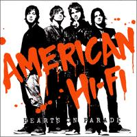 American Hi-Fi - Hearts On Parade (Cover Artwork)