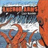 Anchor Arms - Cold Blooded (Cover Artwork)