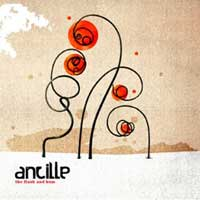 Ancille - The Flash and Hum (Cover Artwork)