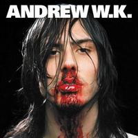 Andrew W.K. - I Get Wet (Cover Artwork)