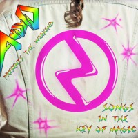 Andy D - Songs in the Key of Magic (Cover Artwork)