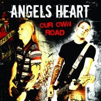 Angels Heart - Our Own Road (Cover Artwork)