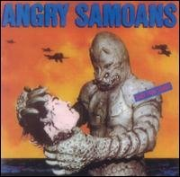 Angry Samoans - Back from Samoa (Cover Artwork)