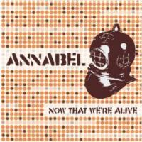 Annabel - Now That We're Alive (Cover Artwork)