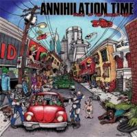 Annihilation Time - Tales of the Ancient Age (Cover Artwork)