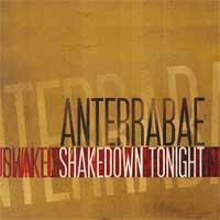 Anterrabae - Shakedown Tonight (Cover Artwork)