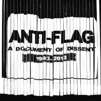 Anti-Flag - A Document of Dissent: 1993-2013 (Cover)