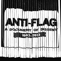 Anti-Flag - A Document of Dissent (Cover Artwork)