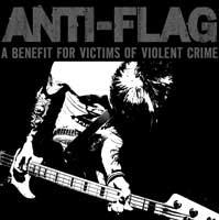 Anti-Flag - A Benefit for Victims of Violent Crime (Cover Artwork)