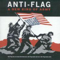 Anti-Flag - A New Kind Of Army (Cover Artwork)