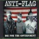 Anti-Flag - Die for the Government (Cover Artwork)