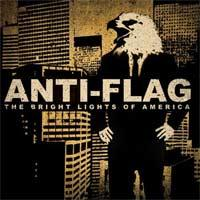 Anti-Flag - The Bright Lights of America (Cover Artwork)