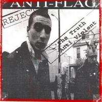 Anti-Flag / Against All Authority - Split [7 inch] (Cover Artwork)