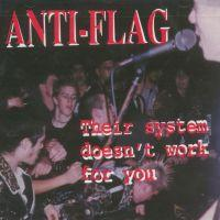 Anti-Flag - Their System Doesn't Work For You (Cover Artwork)