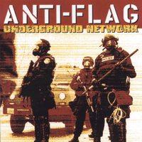 Anti-Flag - Underground Network (Cover Artwork)