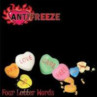 Antifreeze - Four Letter Words (Cover Artwork)