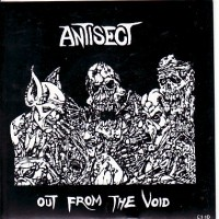Antisect - Out from the Void EP [Reissue] (Cover Artwork)