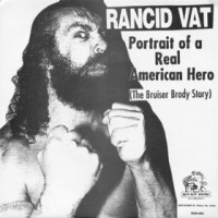 ANTiSEEN / Rancid Vat - Split [7-inch] (Cover Artwork)