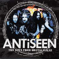AntiSeen - The Boys From Brutalsville (Cover Artwork)
