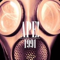 APE! - 1991 [12-inch] (Cover Artwork)