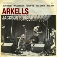 Arkells - Jackson Square (Cover Artwork)