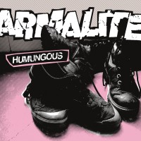 Armalite - Humungous [7-inch] (Cover Artwork)