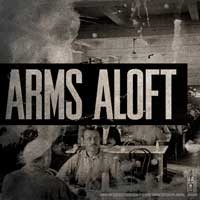 Arms Aloft / The Manix - Split [7-inch] (Cover Artwork)