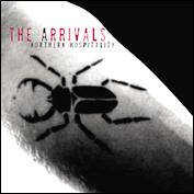 The Arrivals - Northern Hospitality (Cover Artwork)