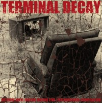 Artcore Vinyl Fanzine Vol. 5 - Terminal Decay [12-inch] (Cover Artwork)