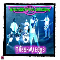 Arthritic Foot Soldiers - Trash Vegas (Cover Artwork)