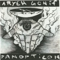 Aryeh Gonif - Panopticon (Cover Artwork)