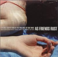 As Friends Rust - A Young Trophy Band (Cover Artwork)