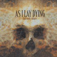 As I Lay Dying - Frail Words Collapse (Cover Artwork)