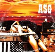 ASG - The Amplification of Self Gratification (Cover Artwork)